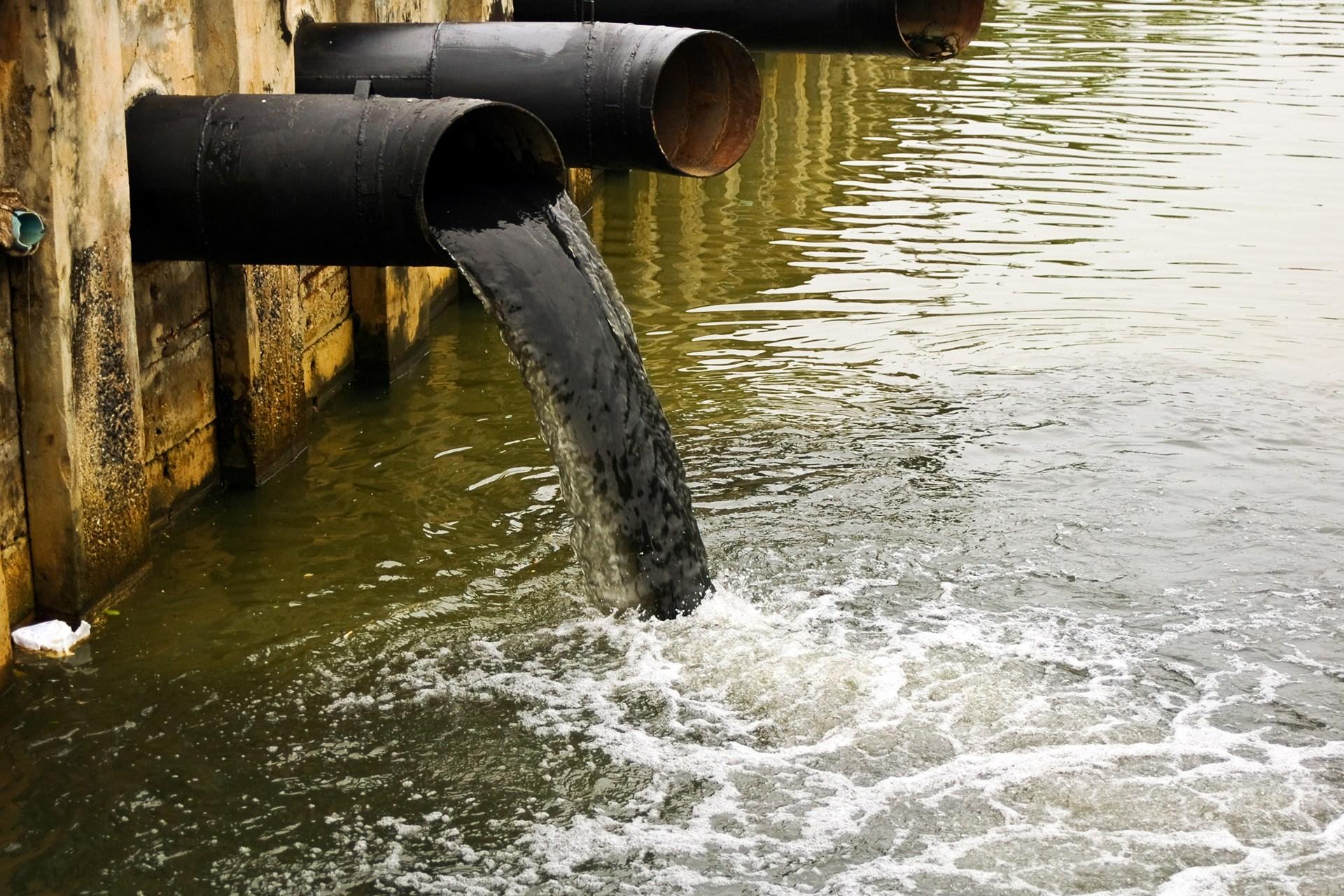 Загрязнение пресных вод