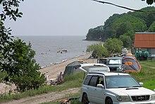 База отдыха в окрестностях села Камень-Рыболов