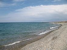 Южный берег Иссык-Куля (2006 год)