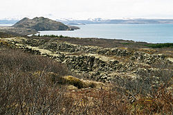 Озеро Тингвадлаватн