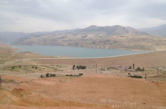 Ахангаранское водохранилище