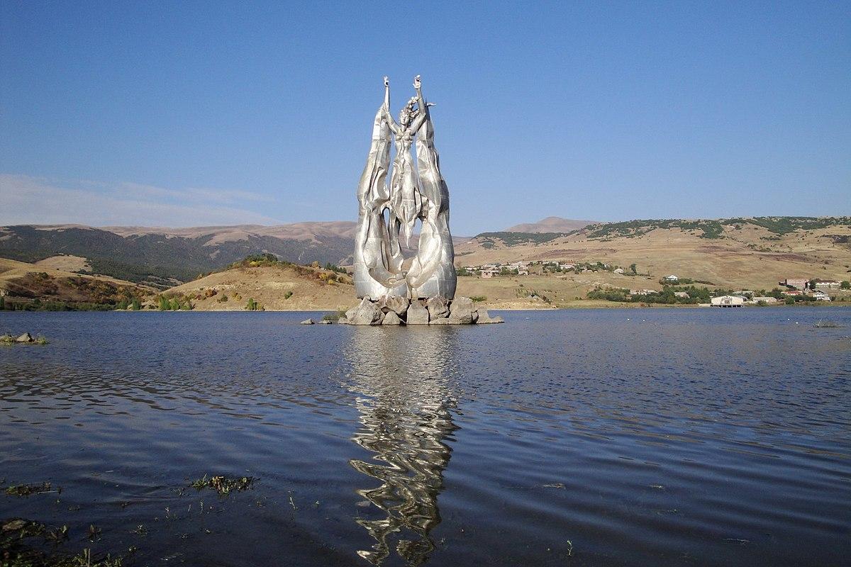 Ахпюракское водохранилище