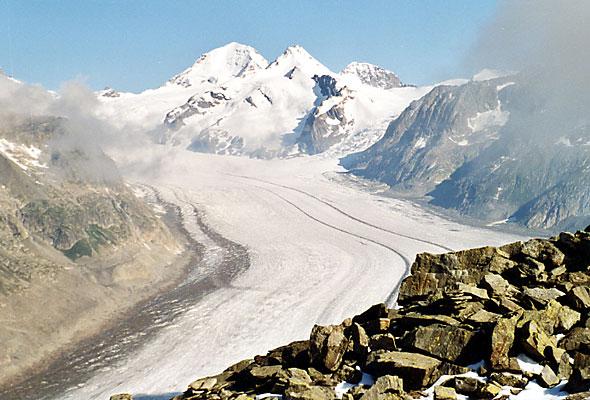 Алечский ледник