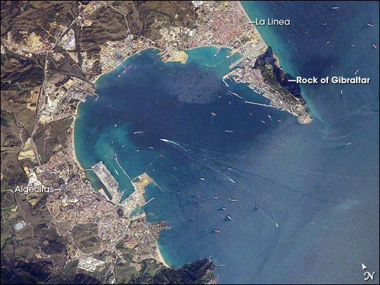 Альхесирас (бухта)