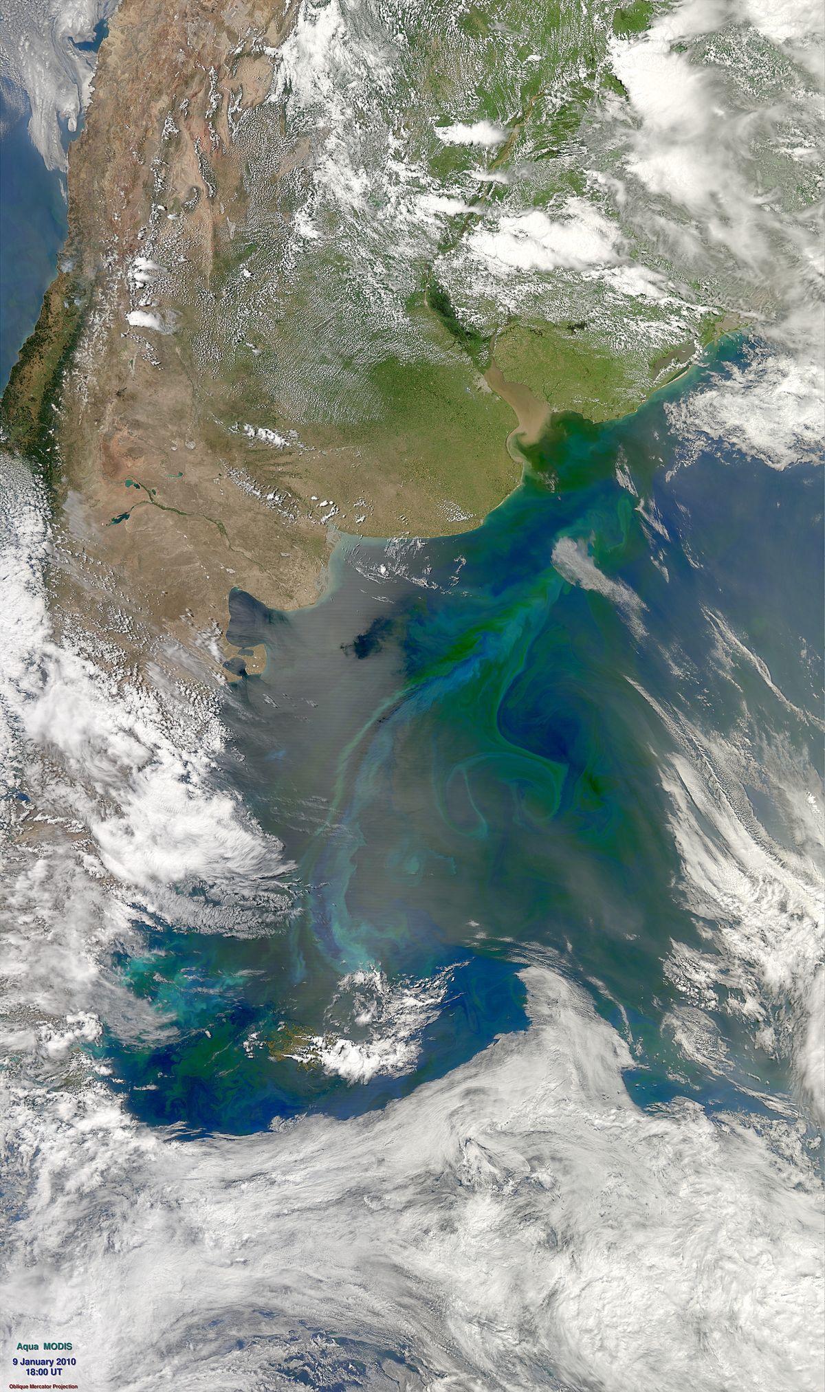 Аргентинское море