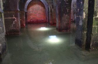 Арочный бассейн