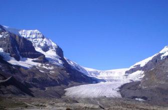 Атабаска (ледник)