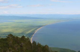 Баргузинский залив