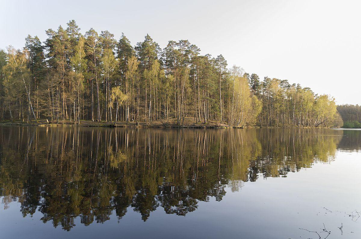 Бебербекское мельничное озеро