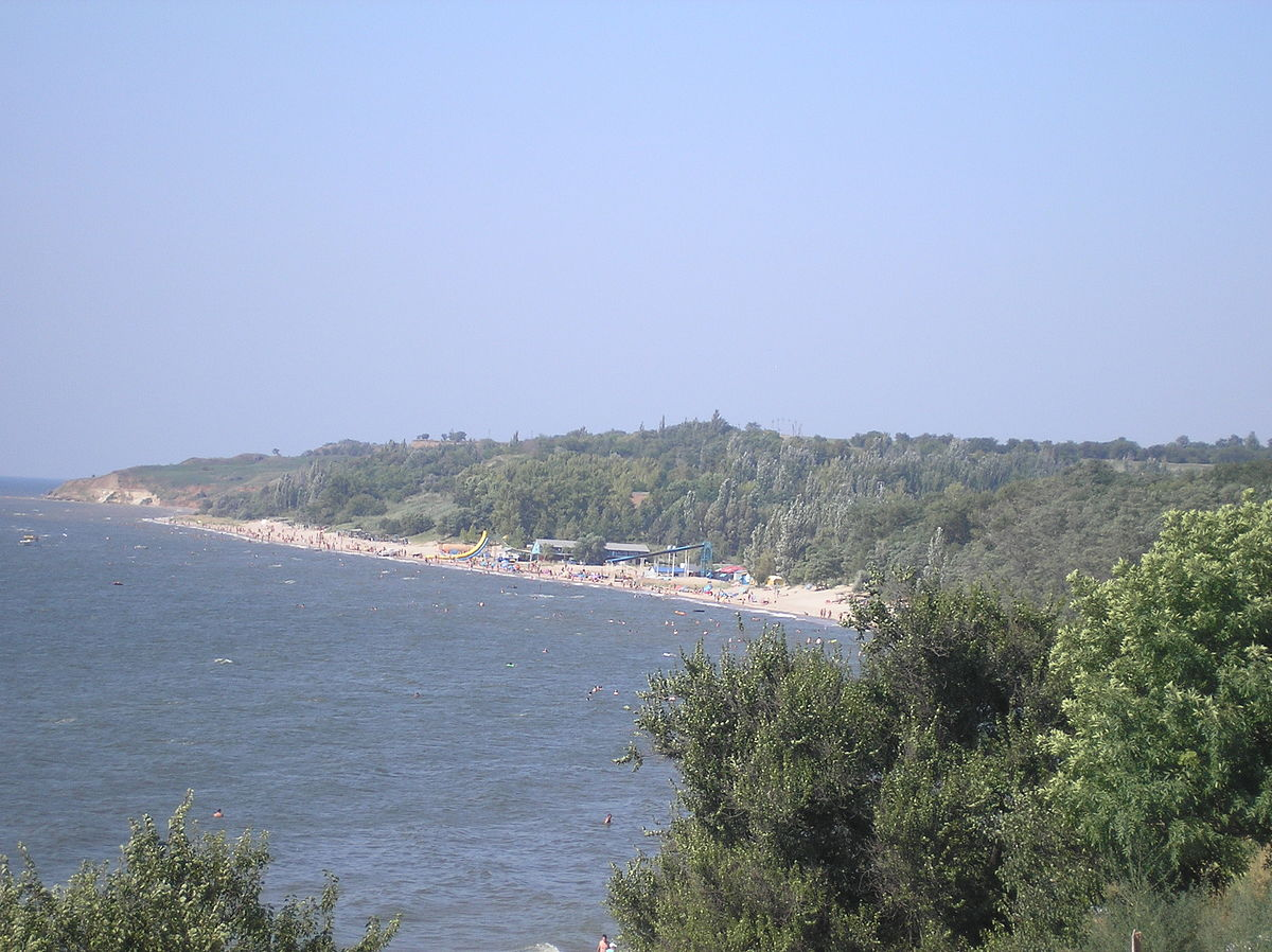 Белосарайский залив