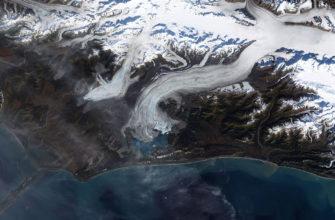 Беринг (ледник)