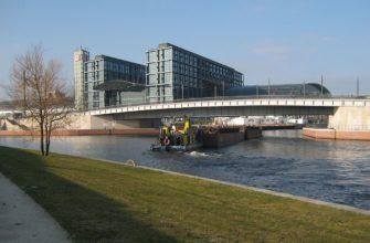 Берлинско-Шпандауский судоходный канал
