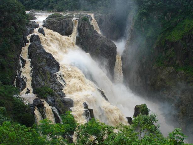 Бэррон (водопад)