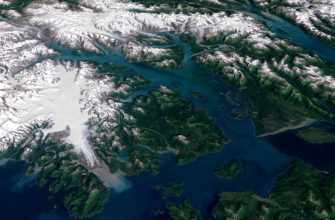 Брейди (ледник)