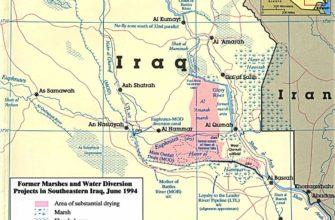 Центральные болота (Ирак)