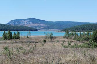 Чернореченское водохранилище (Севастополь)
