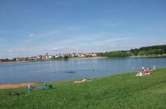Цнянское водохранилище