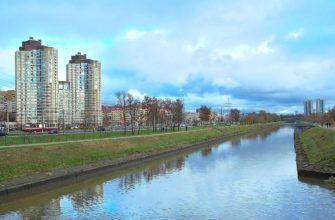 Дудергофский канал