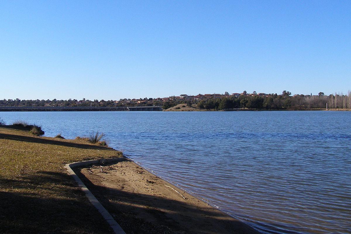Джинниндерра (водохранилище)