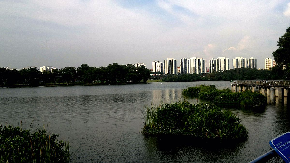 Джуронг (водохранилище)