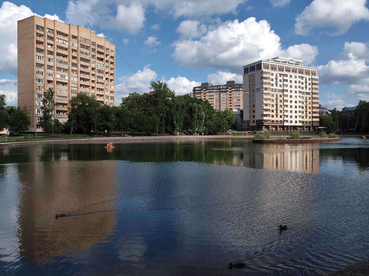 Егерский пруд