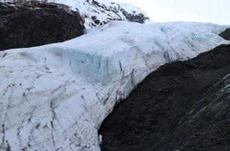 Экзит (ледник)