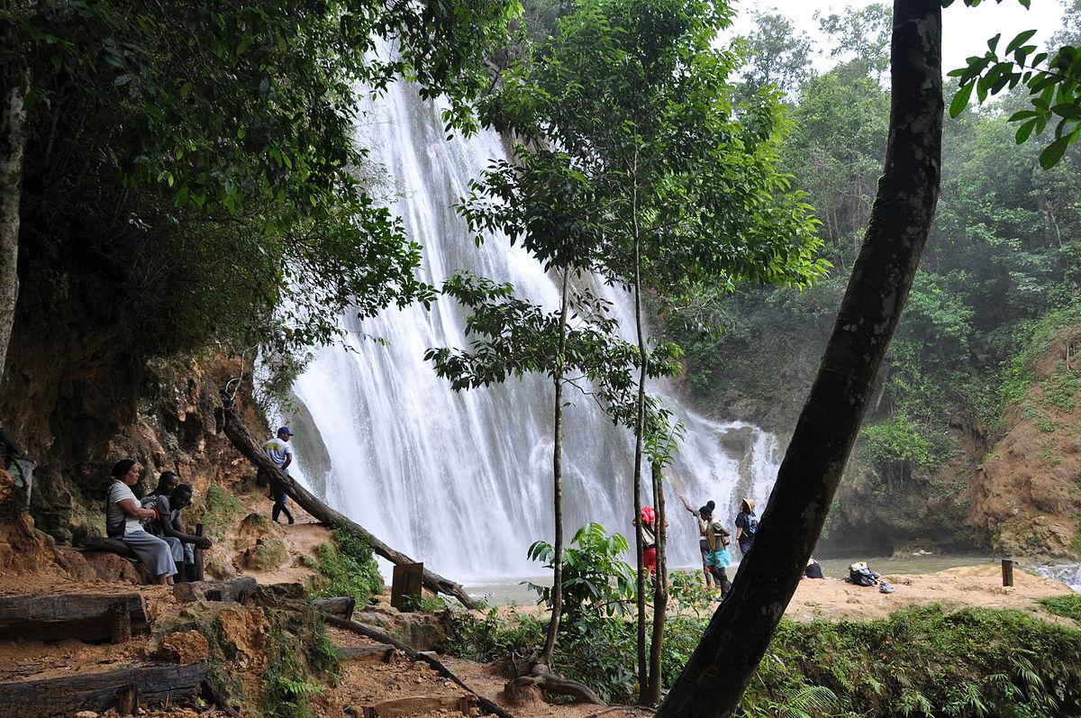 Эль-Лимон (водопад)