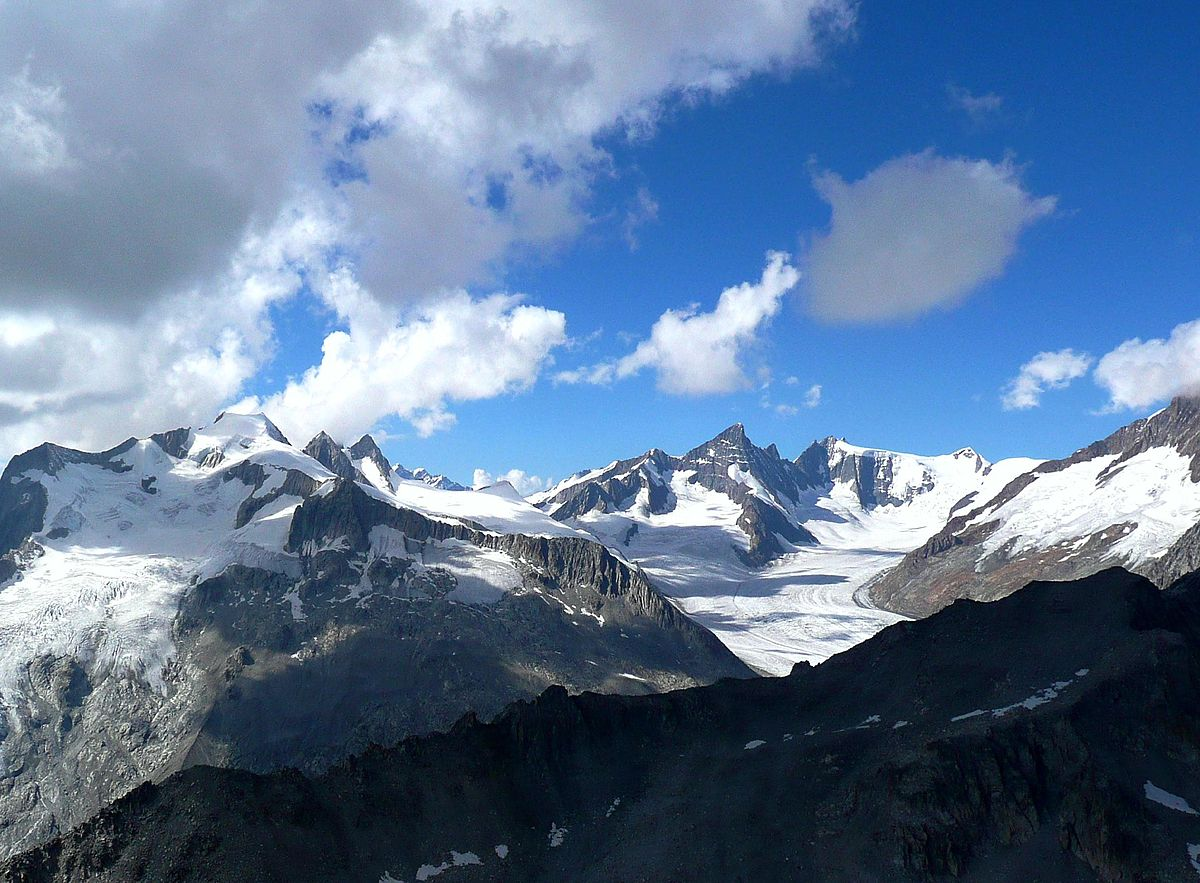 Фишер (ледник)