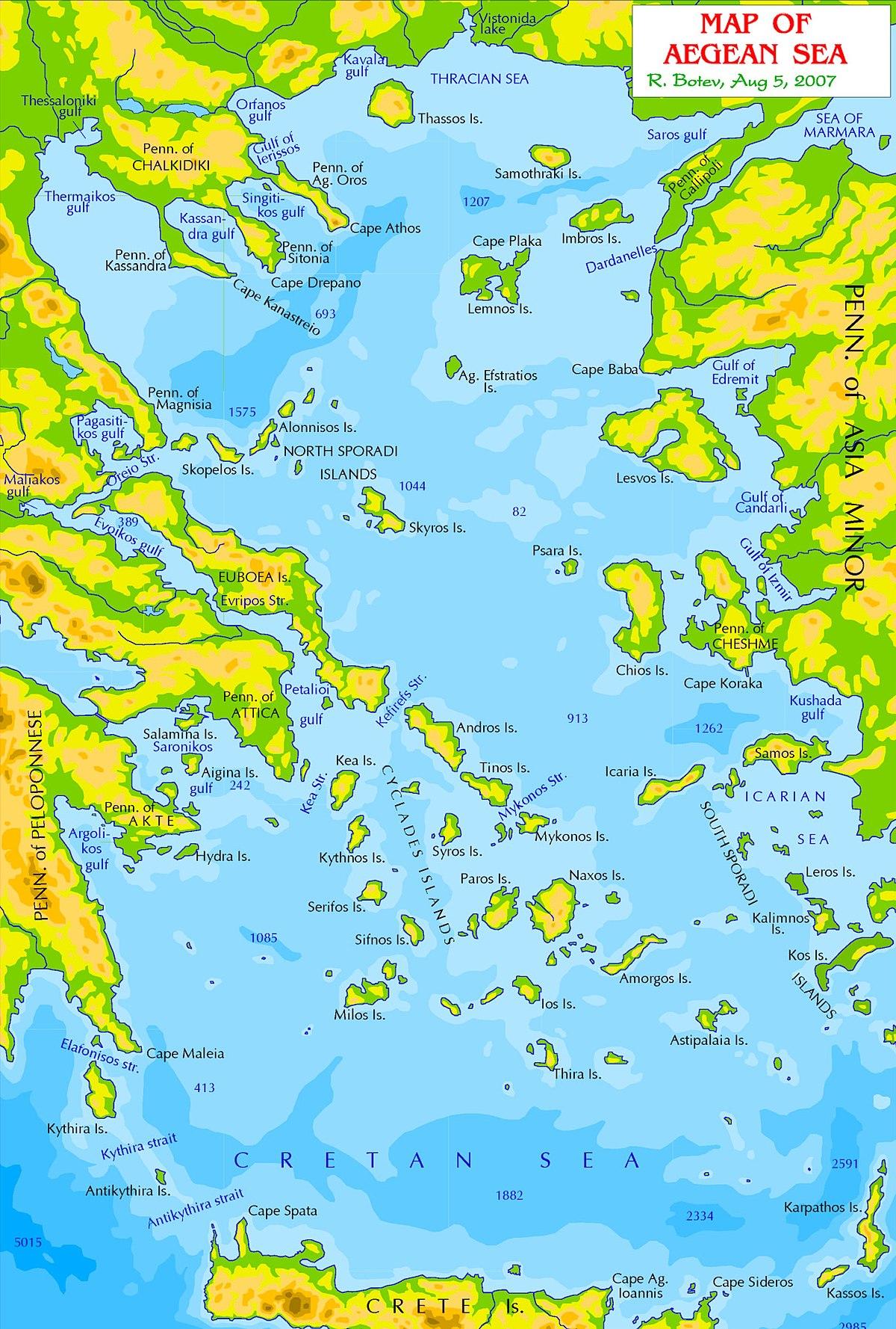 Фракийское море