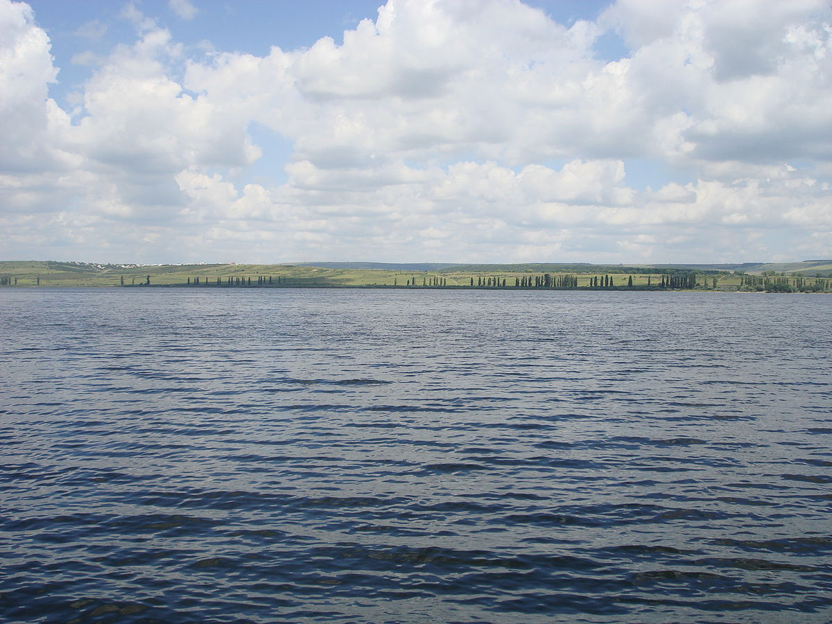 Гидигичское водохранилище