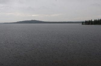 Хевоскосское водохранилище