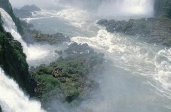 Игуасу (водопады)