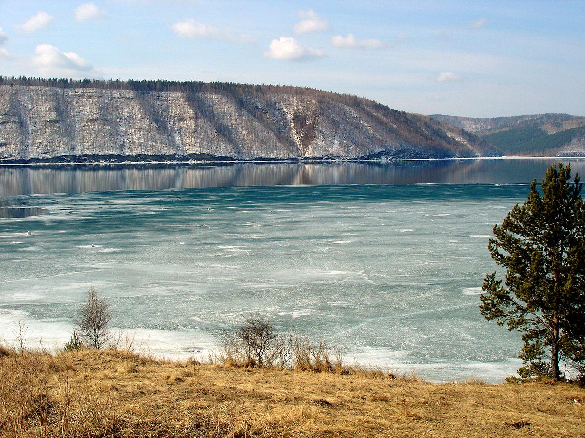 Иркутское водохранилище