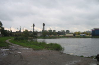 Ивановский карьер