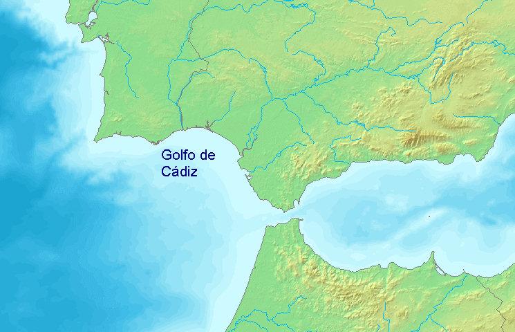 Кадисский залив