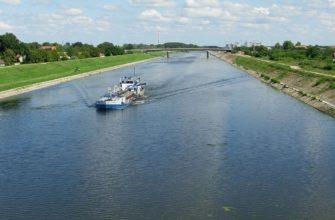 Канал Дунай — Тиса — Дунай
