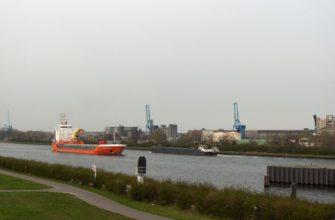 Канал Гент — Тернёзен