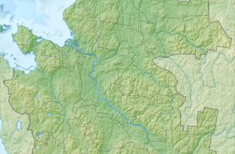 Канал Кулой — Пинега