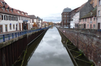 Канал Марна — Рейн