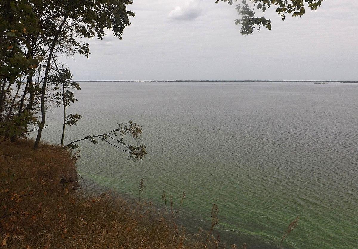 Каневское водохранилище