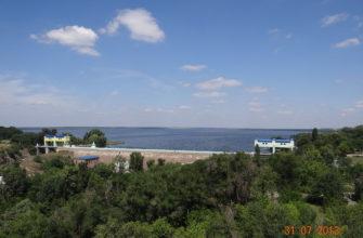 Карачуновское водохранилище