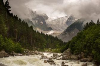 Караугом (ледник)