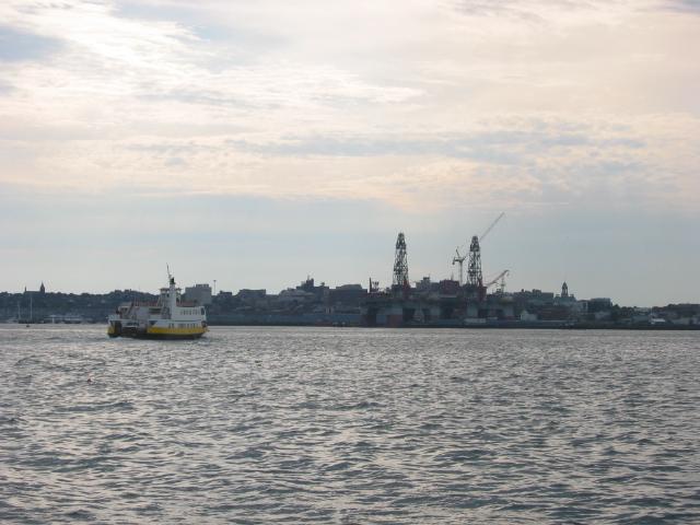 Каско (залив)
