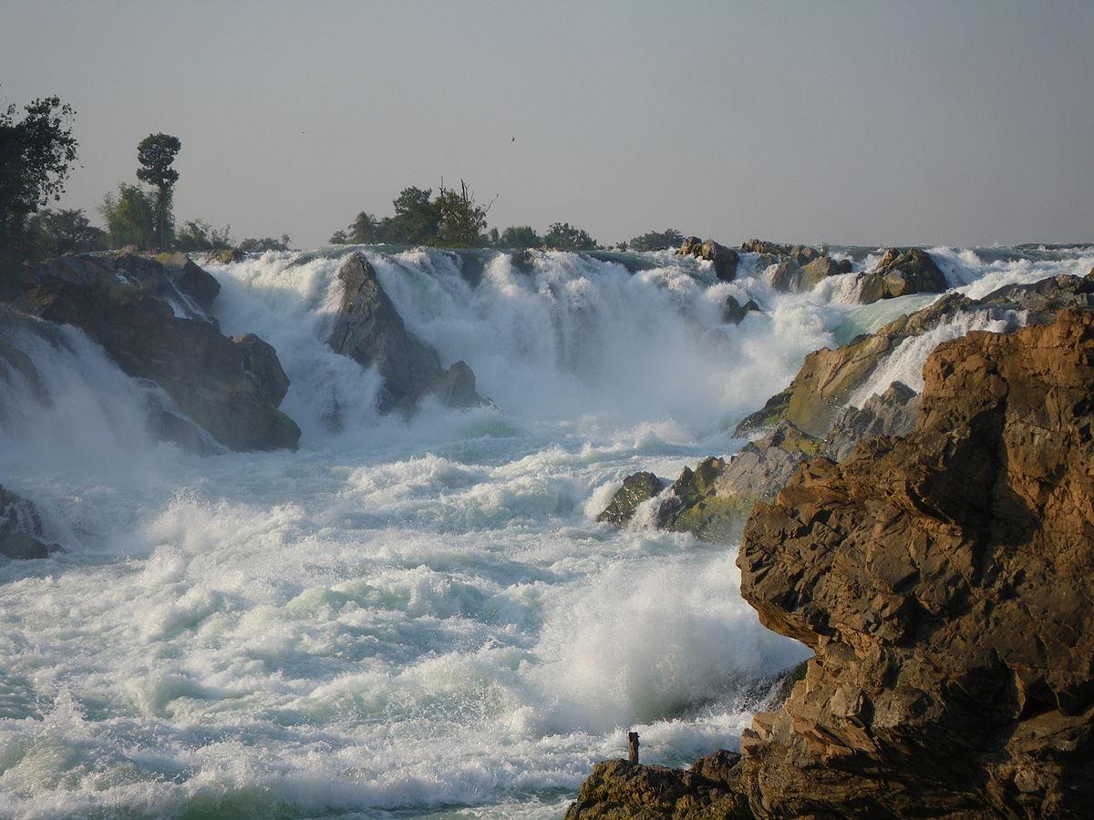Кхон (водопады)