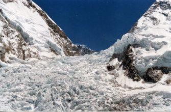 Кхумбу (ледник)