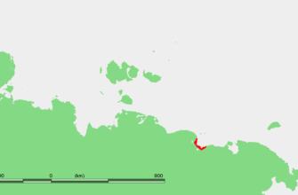 Колымский залив