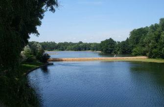 Комсомольское озеро (Минск)