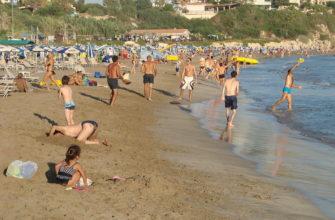 Коралловый залив (Кипр)
