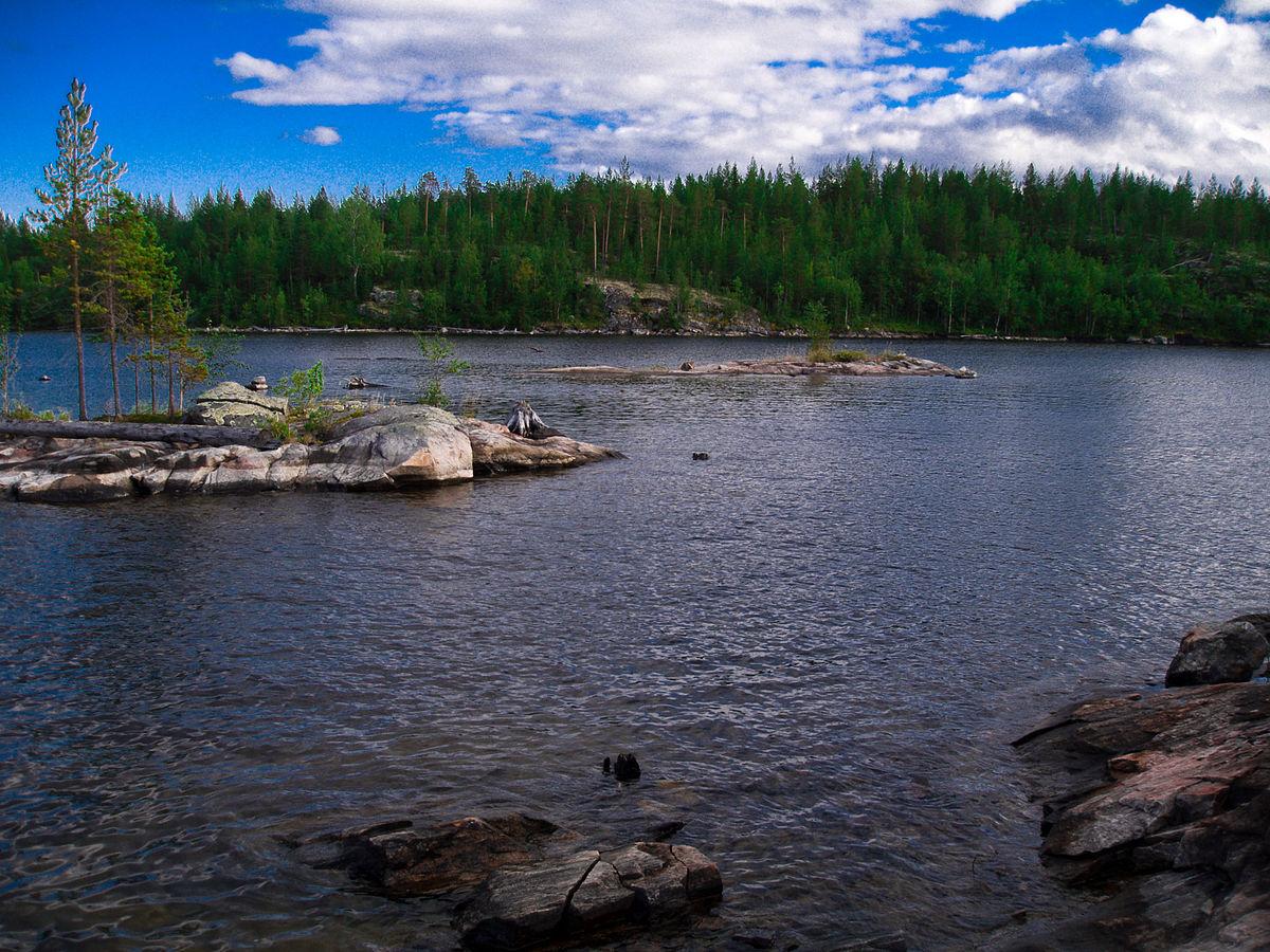 Ковдозерское водохранилище