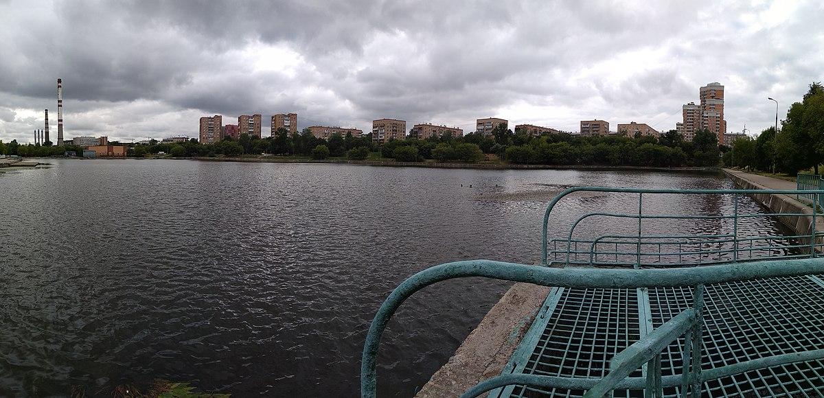 Кожуховский пруд